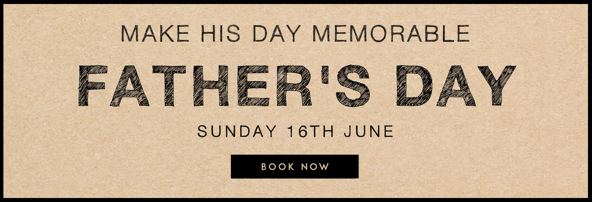 Fathers Day at The Alwyne Castle